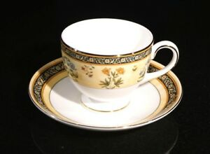 Beautiful Wedgwood India Cup And Saucer
