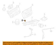 JAGUAR OEM 00-08 S-Type-Fender Liner Splash Shield Screw XR82059