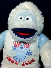 Bumbles Yeti Abominable Snow Monster Build a Bear Plush Stuffed Animal 17""