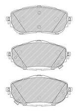 Ferodo FDB4648 Brake Pad Set Front Axle Premier Car Replaces 446502390