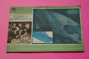 Mexican Brochure Railways of Mexico N de M itineraries and reports Jan/Feb 1949