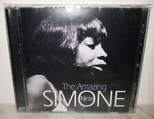CD NINA SIMONE - AMAZING - NUOVO NEW