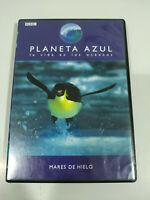 Pianeta azul Mares de Ghiaccio BBC - DVD Spagnolo Inglese Regione 2