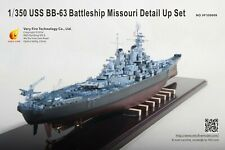Very Fire 1/350 USS Missouri Detail Set (For Very Fire VF350909) VF350009