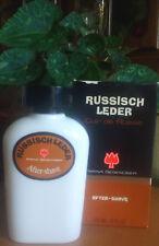 RUSSISCH LEDER After Shave von Farina Gegenüber 175 ml VOLL mit OVP Vintage 60er