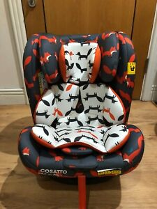 Cosatto All in All + Group 0+123 Isofix Car Seat - Fox
