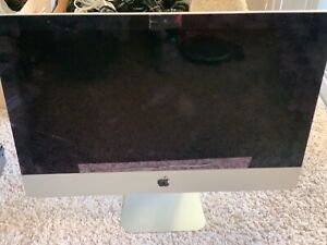 Late 2012 Apple iMac 21 2.9GHz 8GB RAM 320GB HDD Nvidia 650M (need repair)