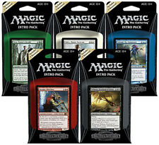 Magic 2013 / M13 Intro Pack Set of Five (ENGLISH) SEALED NEW MAGIC MTG ABUGames