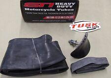 2014 HONDA CRF110F Heavy Duty Tire Tube + Rim Lock & Strip 80/100-12 CRF 110F