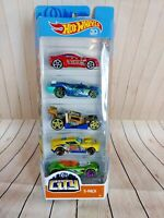 Hot Wheels City 5 Pack Collectible New / Sealed