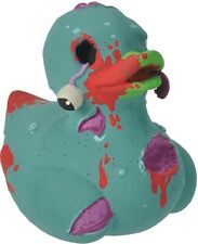 Wild Republic Rubber Duck Zombie Novelty Bath Toy