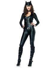 Frisky Feline Sexy Costume - Bodysuit Leg Avenue 83767  - XSmall -NEW