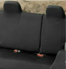 JEEP COMPASS 2007-2015 SEAT COVERS REAR BLACK
