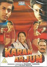 KARAN ARJUN - SHAHRUKH KHAN - SALMAN KHAN - NEW SUPER HIT BOLLYWOOD DVD