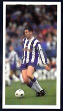 BASSETT-FOOTBALL 1994/95- #38-SHEFFIELD W-MARSEILLE-SPURS-NEWCASTLE-CHRIS WADDLE