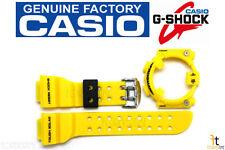 CASIO G-Shock GF-8250-9J Frogman ORIGINAL Yellow BAND & BEZEL Combo