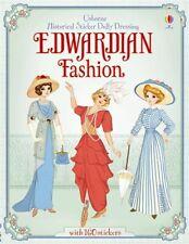 historique AUTOCOLLANT Dolly Dressing Edwardian mode (livre de poche)