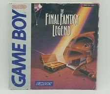 Final Fantasy Legend (Nintendo Game Boy) SUNSOFT OEM INSTRUCTION BOOKLET