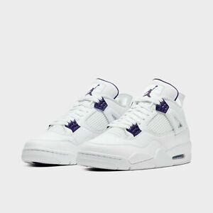 """Air Jordan 4 """" Metallic Purple """" - CT8527-115"""