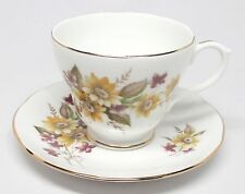 Duchess Bone China - Susie - Cup & Saucer Set - 406 - Made in England