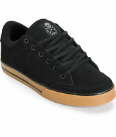 Men's C1RCA Lopez AL50 Mesh Black Gum Skate Casual Shoes 8100-119 Original New