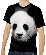 Cute Panda Herren T-Shirt Tee Gr. S M L XL 2XL 3XL aao40188