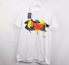 New Bacardi Mens Large Lia Galetti Exclusive 150 Years Alcohol T Shirt White