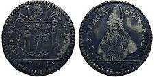 Stato Pontificio, Pio VI, Carlino da 5 Bolognini 1778 per Bologna