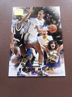 2013-14 Fleer Retro Basketball: Reggie Miller Card