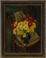 John H. Stephenson (b.1929) - Signed & Framed Mid 20th Century Oil, Still Life
