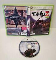 TENCHU Z- Jeu XBOX 360 / XBOX ONE - PAL fr - Sans notice - Très bon état