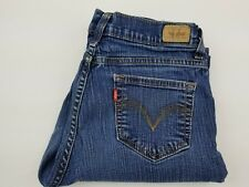 Levis Perfectly Slimming 512 Straight leg women's jeans size 8 short 29x30
