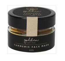 2 X 50g Golden Grind Turmeric Face Mask - Dry Powder 100g