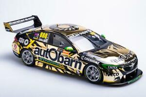 1:12 2018 Newcastle 500 - Holden ZB Commodore - Lowndes - Last Full Time Drive