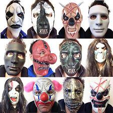 Slipknot Estilo Máscara Máscaras Mick Gris Fehn Taylor Payaso Terror Disfraz