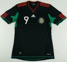 Vintage Adidas 2010 Mexico National Team Chicharito Soccer Jersey Size Mens S