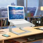 NEW!!  Laptop Stand, Ergonomic Aluminum Computer Stand for 10-17'' Notebook