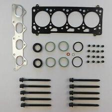 FOR VW POLO SEAT CORDOBA IBIZA 1.4 16V 100 BHP AFH 96-00 HEAD GASKET SET & BOLTS