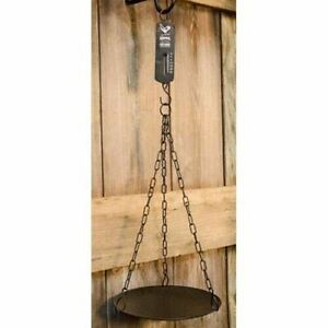 Primitive Rustic Rooster General Store Hanging Scale -  Vintage Farmhouse