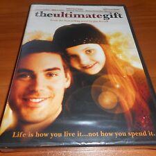 The Ultimate Gift (DVD, Widescreen 2009) Drew Fuller, James Garner NEW