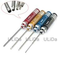 4Color Hex Screw Driver Set 1.5 2.0 2.5 3.0mm For ALIGN TREX Rc Heli Hobby TOOLS