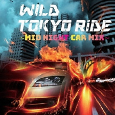 V.A.-WILD TOKYO RIDE MID NIGHT CAR MIX-JAPAN CD D86