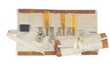 Canvas Tool Roll 16 Opposing Pocket | Ruffian Specialties