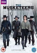 MUSKETEERS BOX SET - SERIES 1 & 2 - DVD - REGION 2 UK
