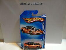 2009 Hot Wheels #135 Copper '09 Corvette ZR1 w/FTE Wheels