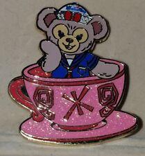 Disney Pin Duffy Bear Tea Cup Magic Access Exclusive 2017 Hkdl