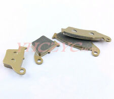 Front & Rear Brake Pads For HONDA CR250 2002-2007 CRF250 2004-2009 CRF450 02-09
