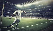 """04 Mesut Ozil - German Footballer Corner Art 24""""x14"""" Poster"""
