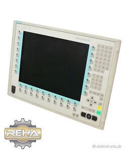 Siemens Simatic 6AV7615-0AB12-0CH0 Operator Panel 6AV7 615-0AB12-0CH0