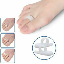 2 Pairs Hammer Toe Pad Gel Cushion Foot Alignment Callus Blister Claw Gout Bent